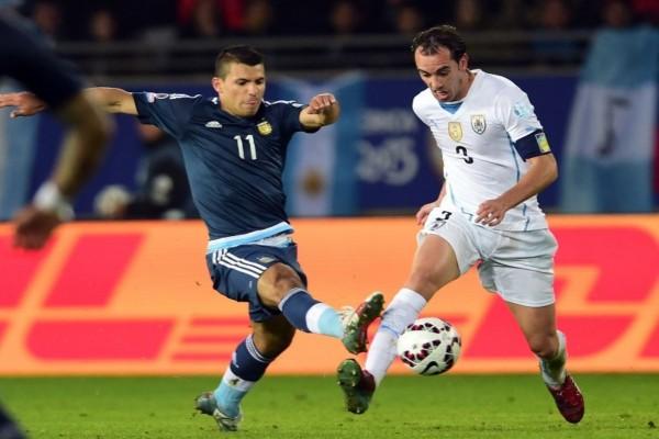 """Argentina gana a Uruguay (1-0) en la """"Copa América Chile 2015"""""""