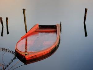 Barca que se hunde