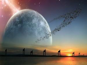 Increíble cinturón de asteroides