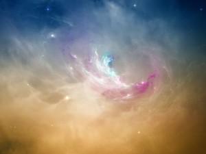 Nebulosa recién nacida