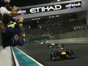 Carrera de F1 en Abu Dhabi