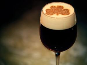 Cerveza negra irlandesa
