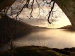 El lago Lomond (Escocia)