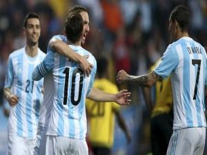 """Argentina vence a Jamaica (1-0) en la """"Copa América Chile 2015"""""""