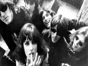 Grace Slick en la banda Jefferson Airplane