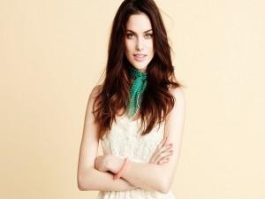 La guapa modelo Alejandra Alonso