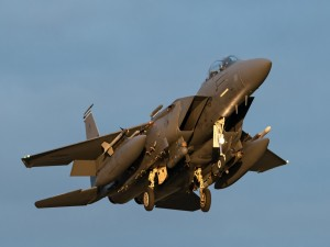 McDonell Douglas F-15 Eagle