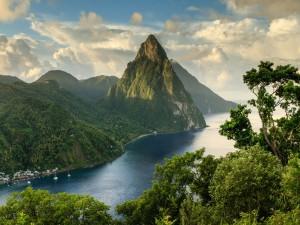 Mar y montañas