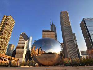 El Parque del Milenio de Chicago