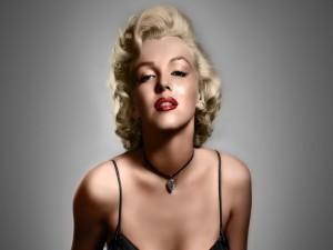 La guapa Marilyn Monroe