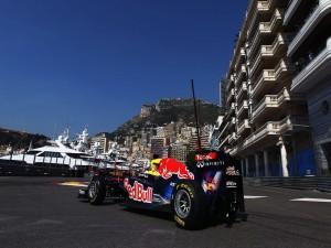 Coche de Fórmula 1 Red Bull