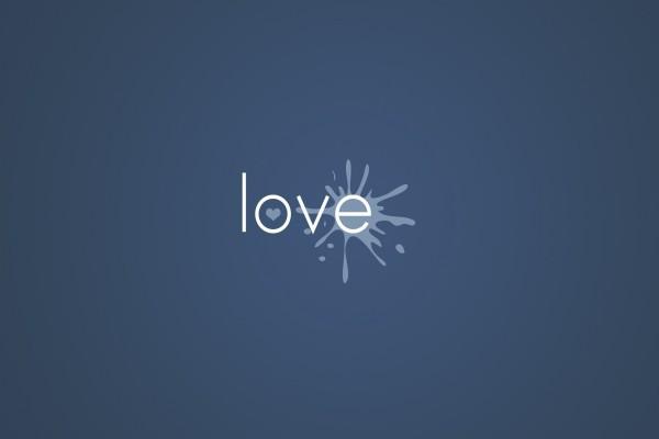 Love y un pequeño corazón