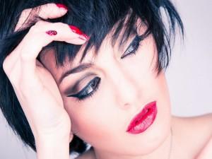 La modelo Inria Zurk