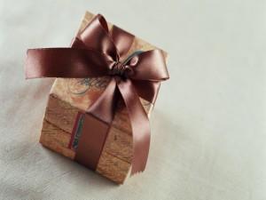 Una bonita caja de regalo