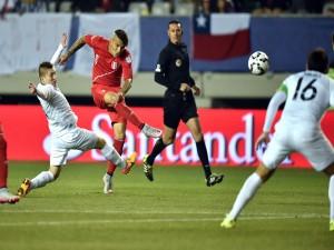 """Bolivia pierde ante Perú (1-3) en cuartos de final """"Copa América Chile 2015"""""""