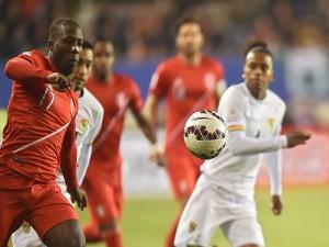 """Partido de cuartos de final entre Bolivia y Perú """"Copa América Chile 2015"""""""