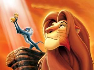 """Simba """"El Rey León"""""""