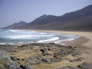 Playa Cofete (Fuerteventura, Canarias)
