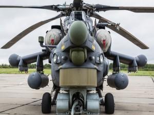 Helicóptero ruso  Mi-28