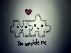 Tu me completas