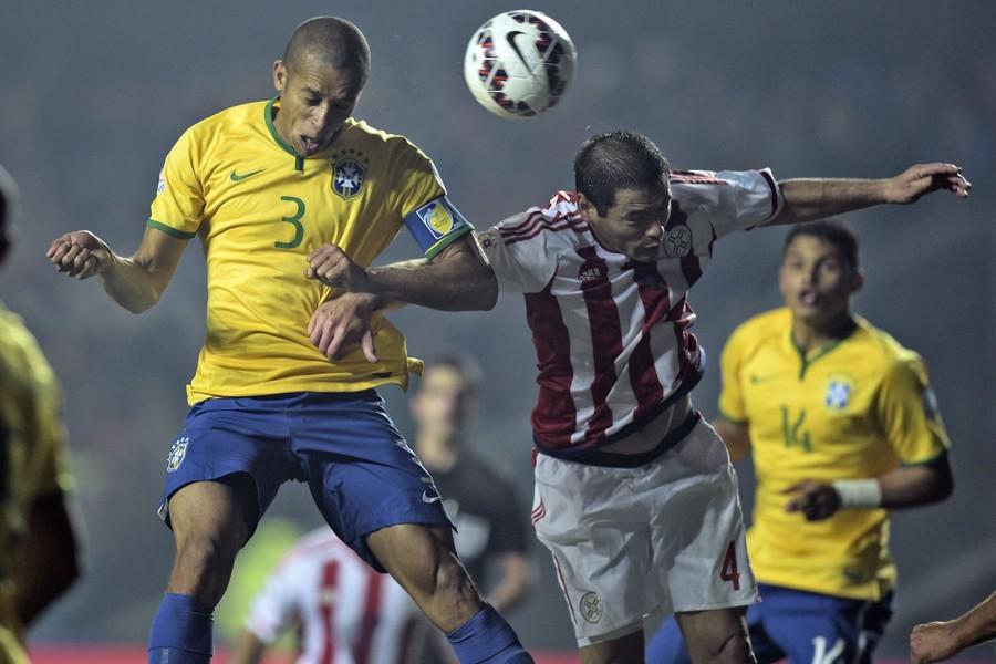 """Brasil pierde en los penales contra Paraguay (3-4) """"Copa América Chile 2015"""""""