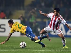 """Paraguay vence a Brasil en los penales de cuartos de final """"Copa América Chile 2015"""""""