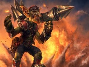 """Goblins contra Gnomos """"Hearthstone: Heroes of Warcraft"""""""