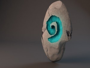 "Piedra de ""Hearthstone: Heroes of Warcraft"""