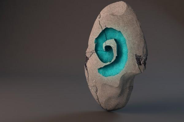 "Piedra de ""Hearthstone: Heroes of Warcraft"""