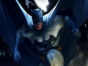 """Batman en """"DC Universe Online"""""""