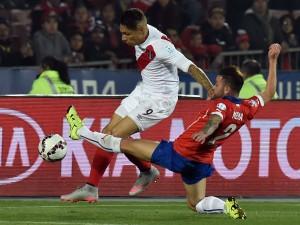 """Perú pierde ante Chile (1-2) en semifinales de la """"Copa América Chile 2015"""""""