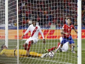 """Chile gana a Perú y pasa a la final de la """"Copa América Chile 2015"""""""