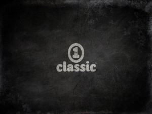 "Logo del canal musical ""VH1 Classic"""