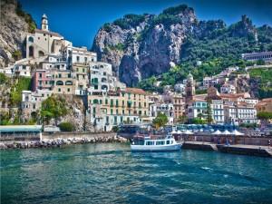 Amalfi (Costa Amalfitana, Italia)