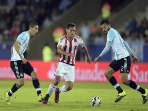 "Argentina gana a Paraguay (6-1) en semifinales de la ""Copa América Chile 2015"""