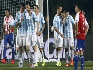 """Argentina jugará contra Chile la final de la """"Copa América Chile 2015"""""""