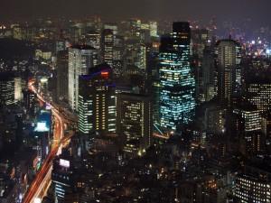 Noche en una ciudad