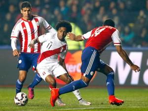 """Perú logra el tercer puesto jugando contra Paraguay """"Copa América Chile 2015"""""""
