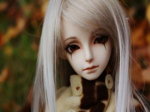 El llanto de la muñeca