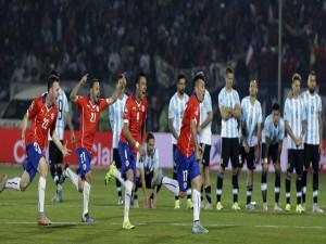"""Chile gana a Argentina (4-1) en los penales de la final de la """"Copa América Chile 2015"""""""