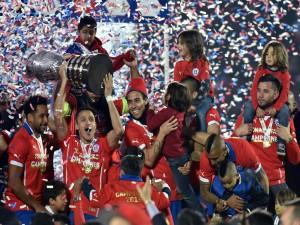 """Chile gana la """"Copa América Chile 2015"""""""