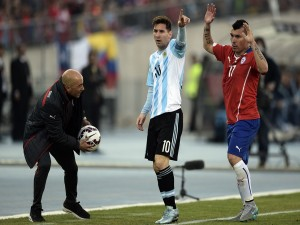 """Argentina pierde la """"Copa América Chile 2015"""" en los penales contra Chile"""