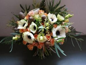 Ramo con diferentes flores de colores