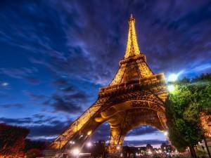 Amanecer en París