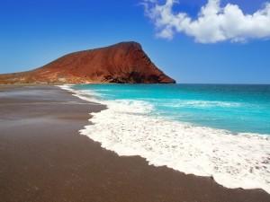 Playa de la Tejita (Tenerife, Canarias)