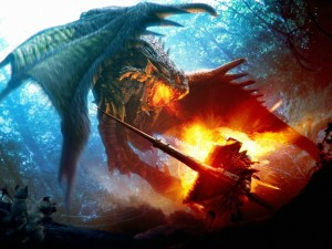 A la caza del dragón