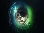 Esferas en un agujero profundo