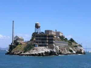 Isla y prisión de Alcatraz