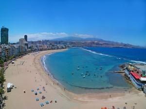 Playa Las Canteras (Gran Canaria)