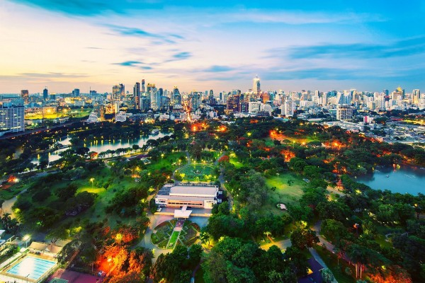 Parque Lumphini (Bangkok)